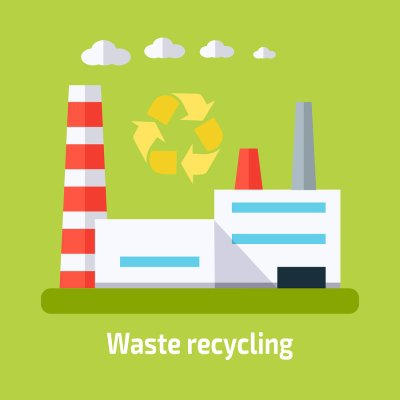 industrial - recycling